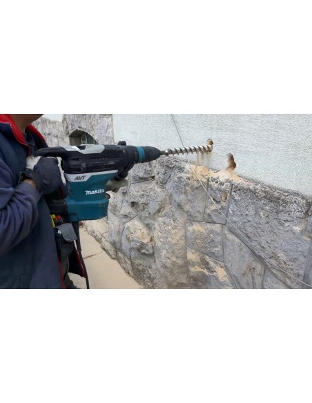 MAKITA Martello rotativo-demolitore HR4013C mm.40, Ferramenta