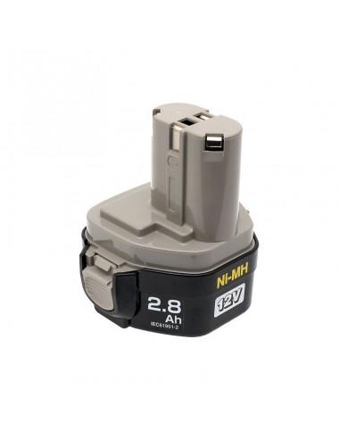 MAKITA Batteria 1235 NI-MH 12V-2,8Ah, Ferramenta Montagner