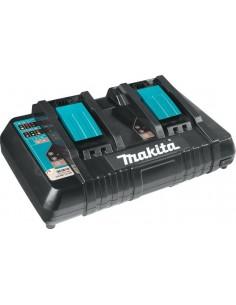 MAKITA Caricabatterie Makstar doppia postazione 14,4V-18V