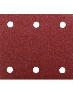 MAKITA Carta abrasiva preforata con velcro 114x102 in