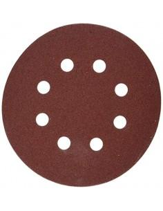 MAKITA Disco abrasivo con velcro 8 fori diametro 125 in