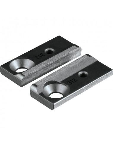 MAKITA Coppia coltelli laterali per cesoia JS1670, Ferramenta