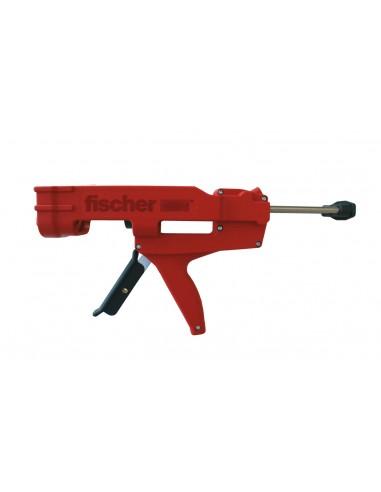 FISCHER Pistola manuale in nylon per cartuccia coassiale FIS DM