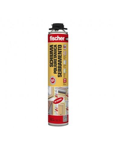 FISCHER Schiuma poliuretanica serramento PUP W 750, Ferramenta