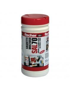 FISCHER Salviette multiuso per rimuovere silicone fresco SAL70