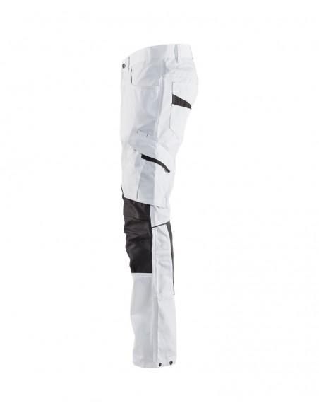 BLAKLADER Pantalone lungo da imbianchino con stretch 1095 1330