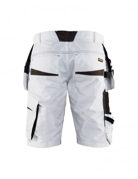 BLAKLADER Pantalone corto da imbianchino con stretch 1099 1330