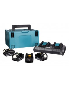 MAKITA Kit energy 18V-5,0Ah...